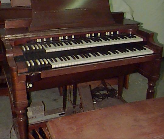 Hammond organ serial number dating